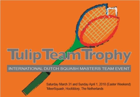 Tulip Team Trophy bij Meersquash